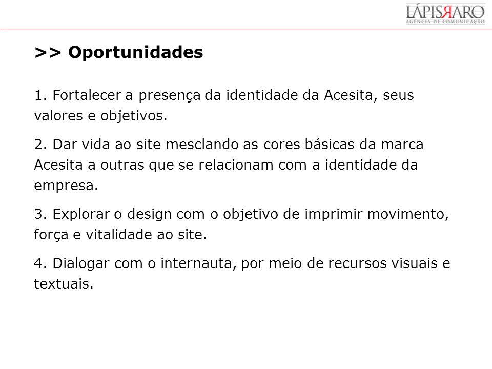 >> Oportunidades 1