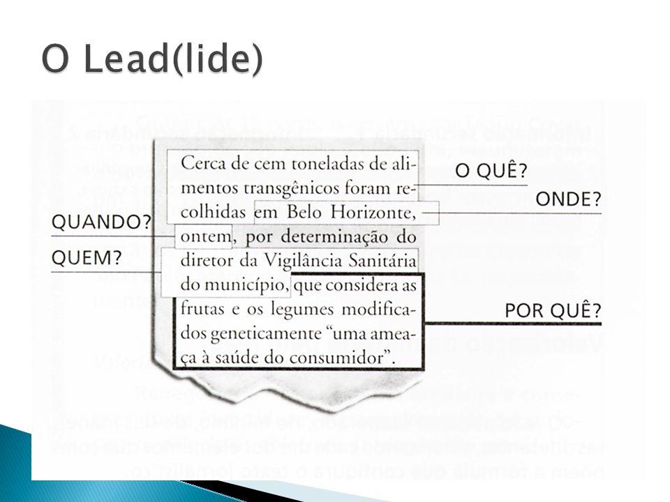 O Lead(lide)
