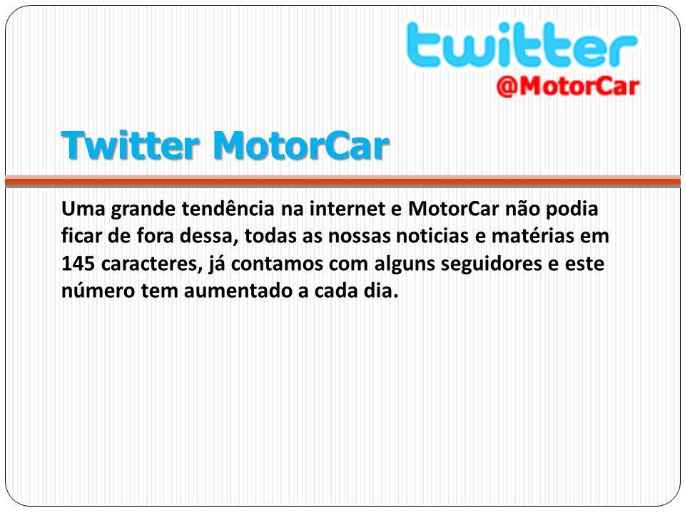 Twitter MotorCar