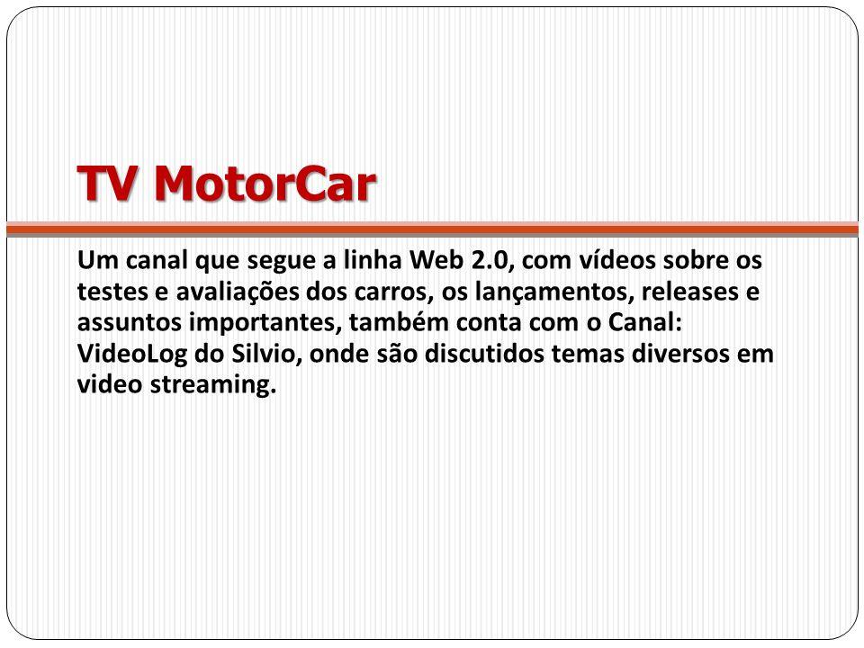 TV MotorCar