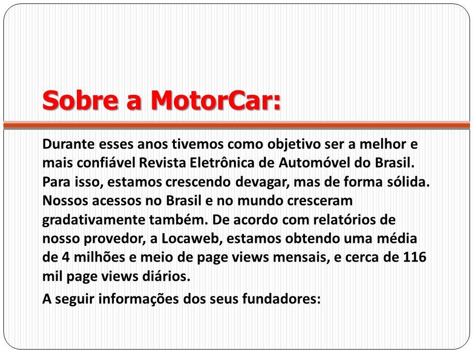 Sobre a MotorCar: