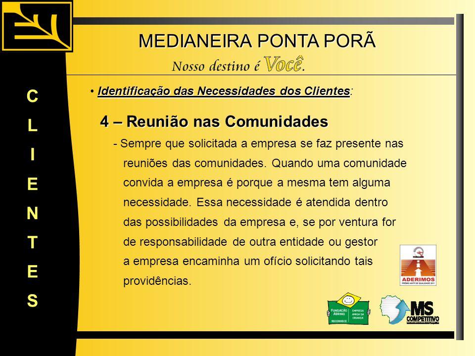 MEDIANEIRA PONTA PORÃ C L I E N T S