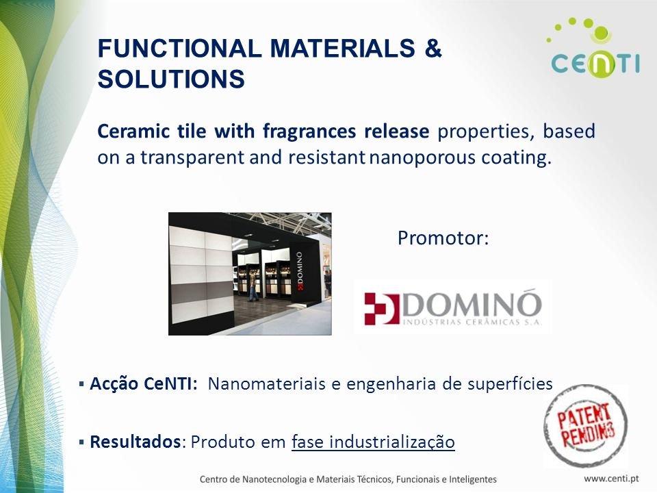 Functional Materials & solutions