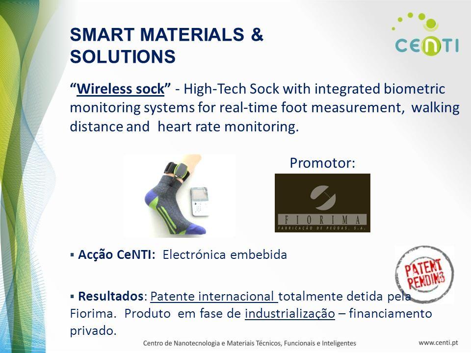 Smart materials & solutions