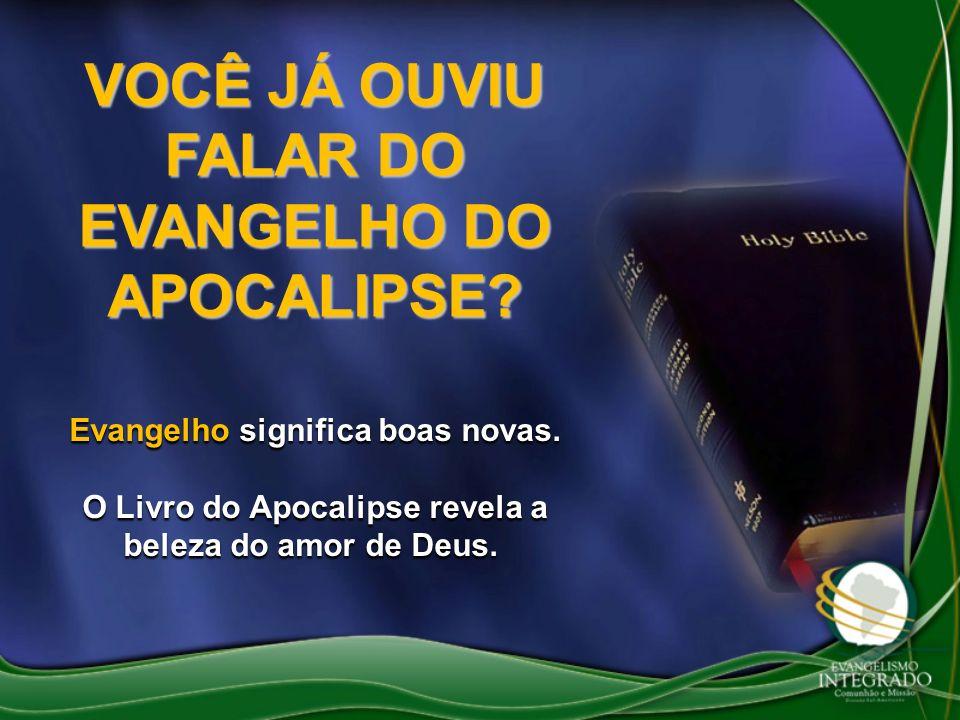 VOCÊ JÁ OUVIU FALAR DO EVANGELHO DO APOCALIPSE