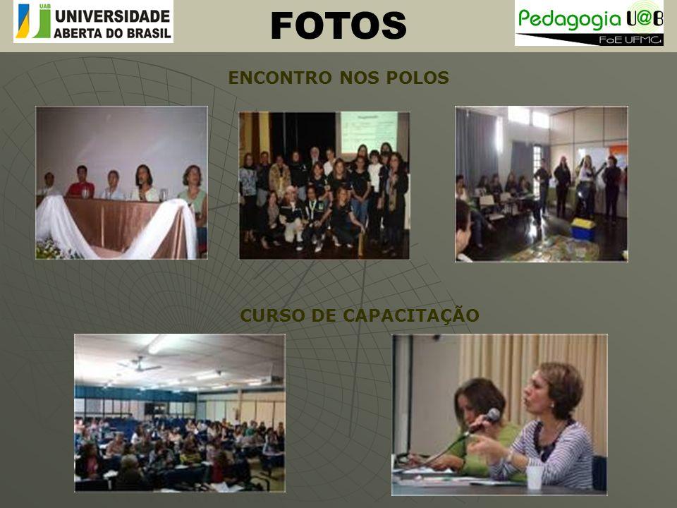 FOTOS ENCONTRO NOS POLOS CURSO DE CAPACITAÇÃO