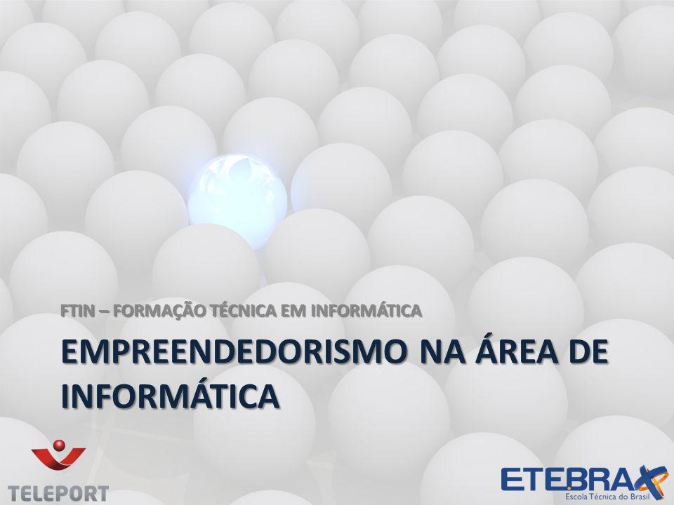 Empreendedorismo na Área de Informática