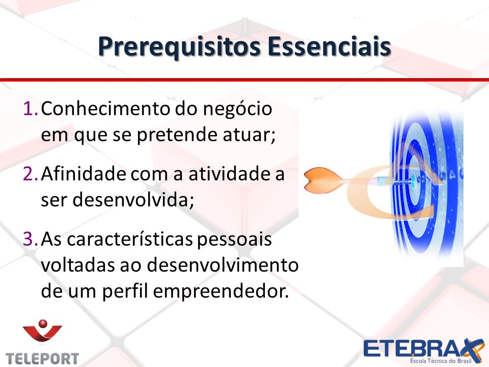 Prerequisitos Essenciais