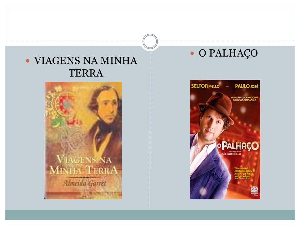 O PALHAÇO VIAGENS NA MINHA TERRA