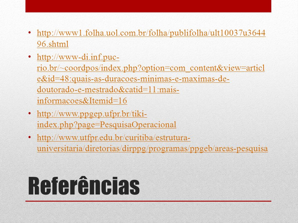http://www1. folha. uol. com. br/folha/publifolha/ult10037u364496