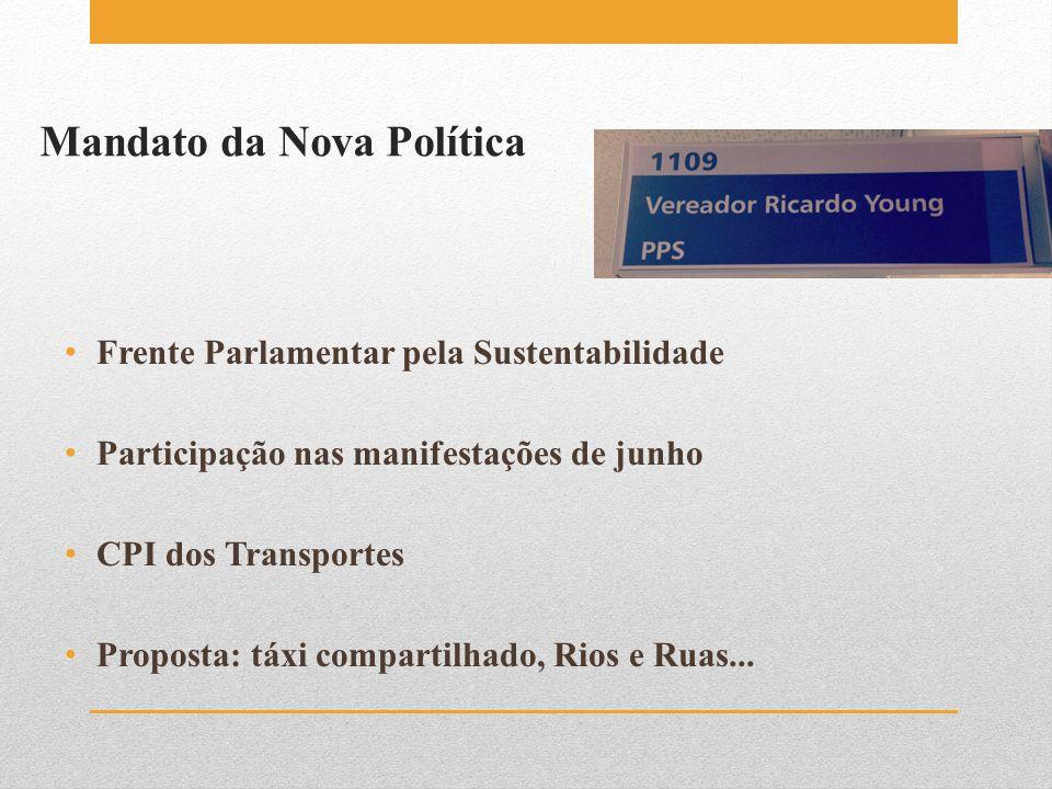 Mandato da Nova Política