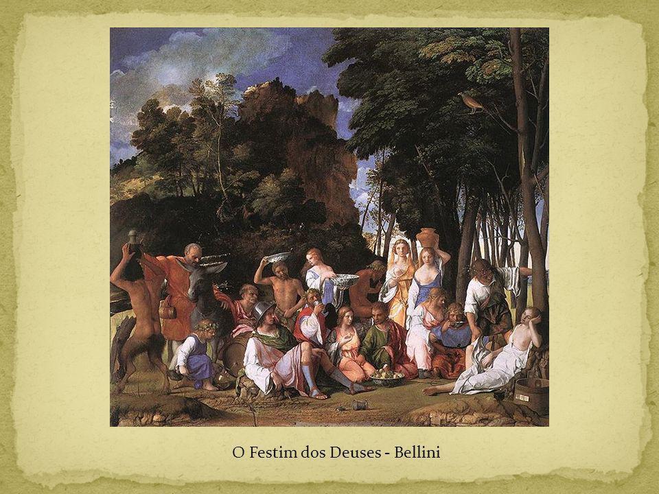 O Festim dos Deuses - Bellini