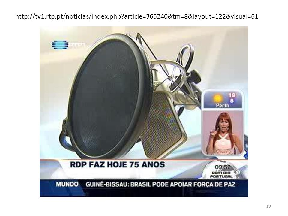 http://tv1. rtp. pt/noticias/index. php