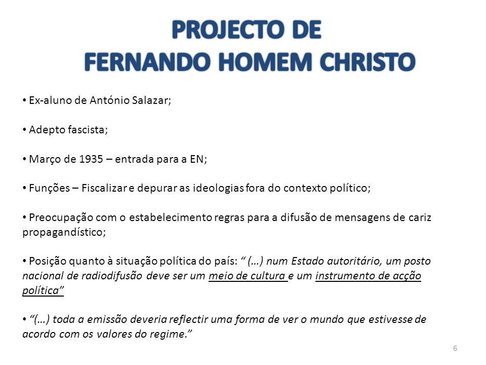 FERNANDO HOMEM CHRISTO