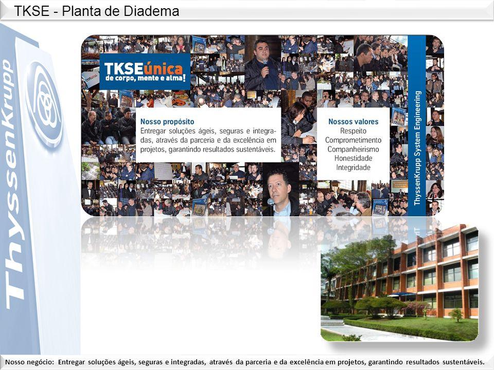 TKSE - Planta de Diadema