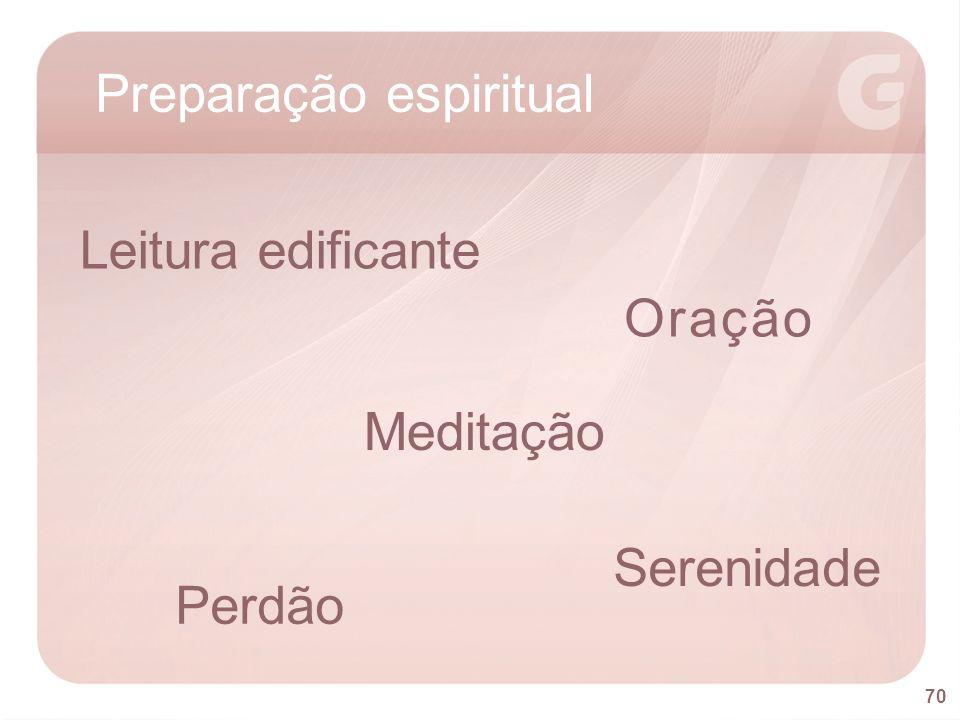 Preparação espiritual