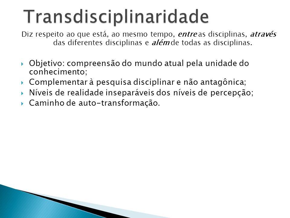 Transdisciplinaridade