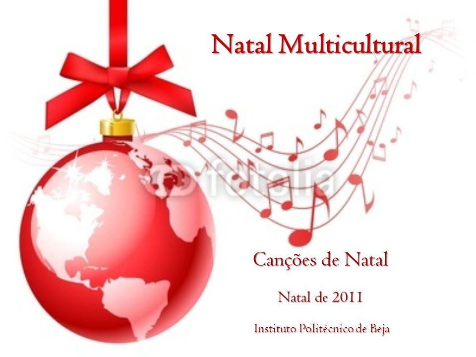 Natal Multicultural Canções de Natal Natal de 2011