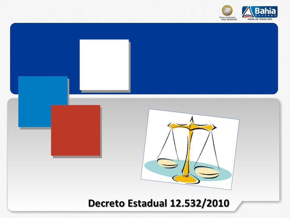 Decreto Estadual 12.532/2010