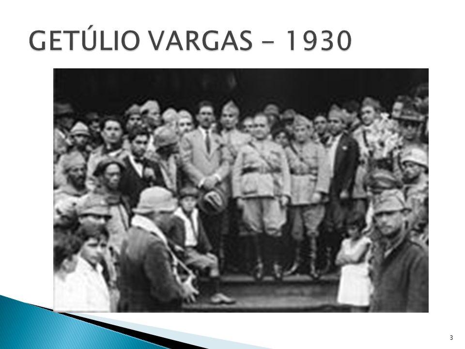 GETÚLIO VARGAS - 1930