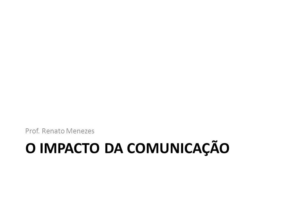O impacto da comunicação