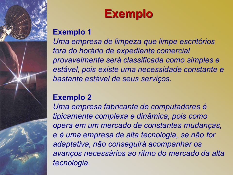 Exemplo Exemplo 1.