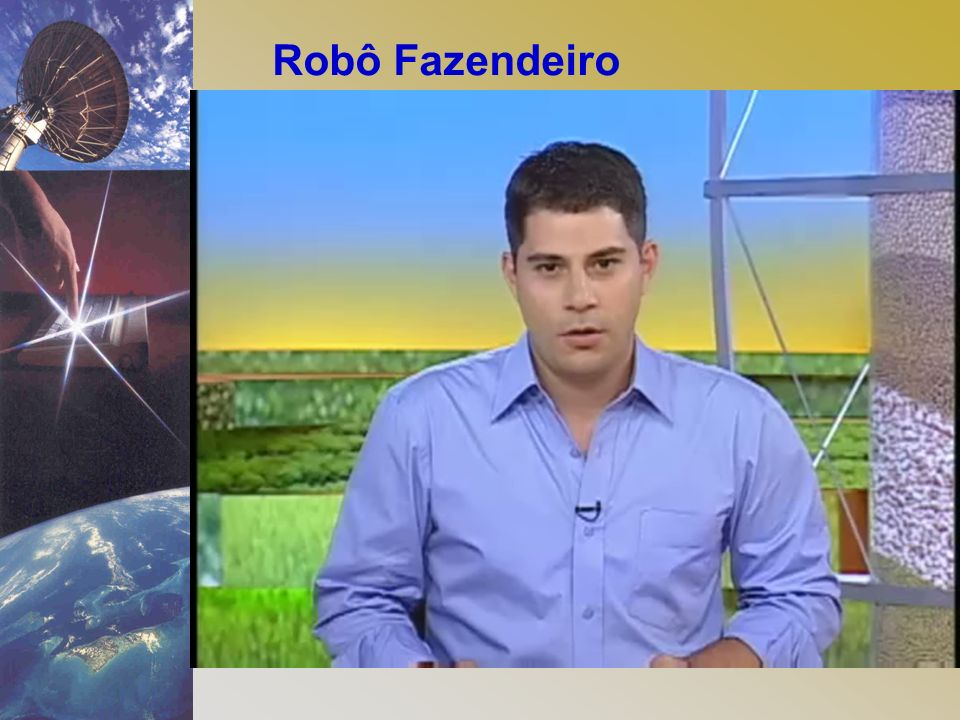 Robô Fazendeiro