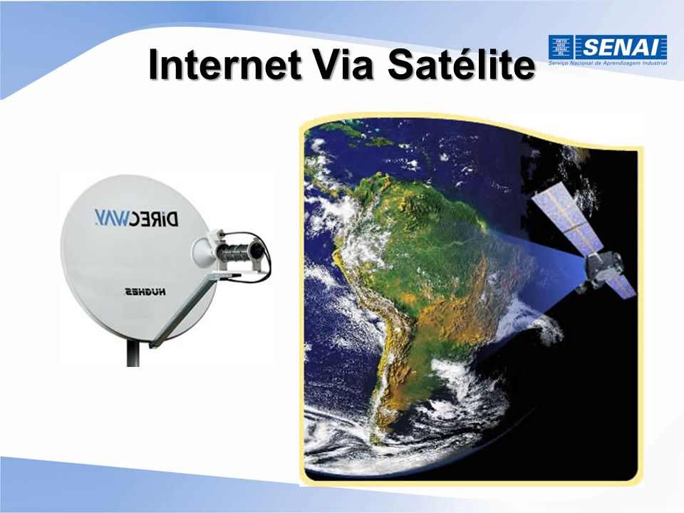 Internet Via Satélite