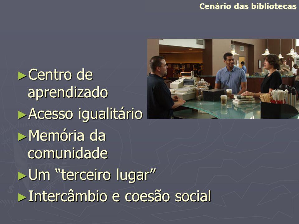 Intercâmbio e coesão social