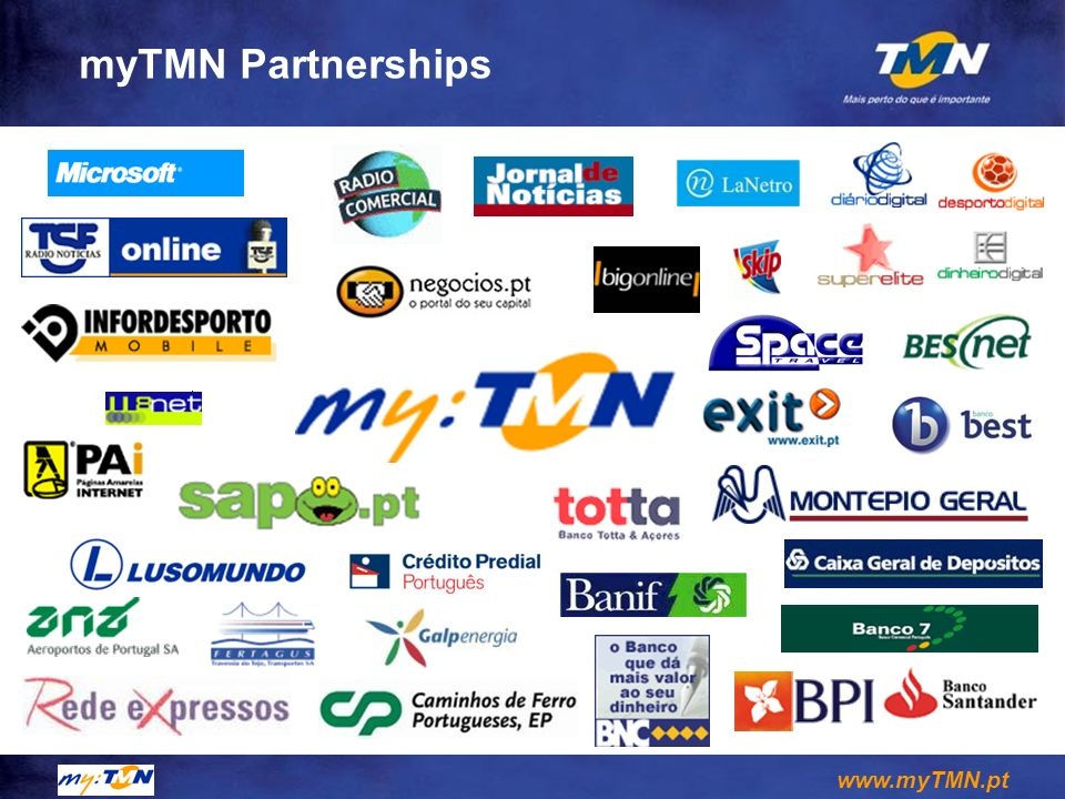 myTMN Partnerships