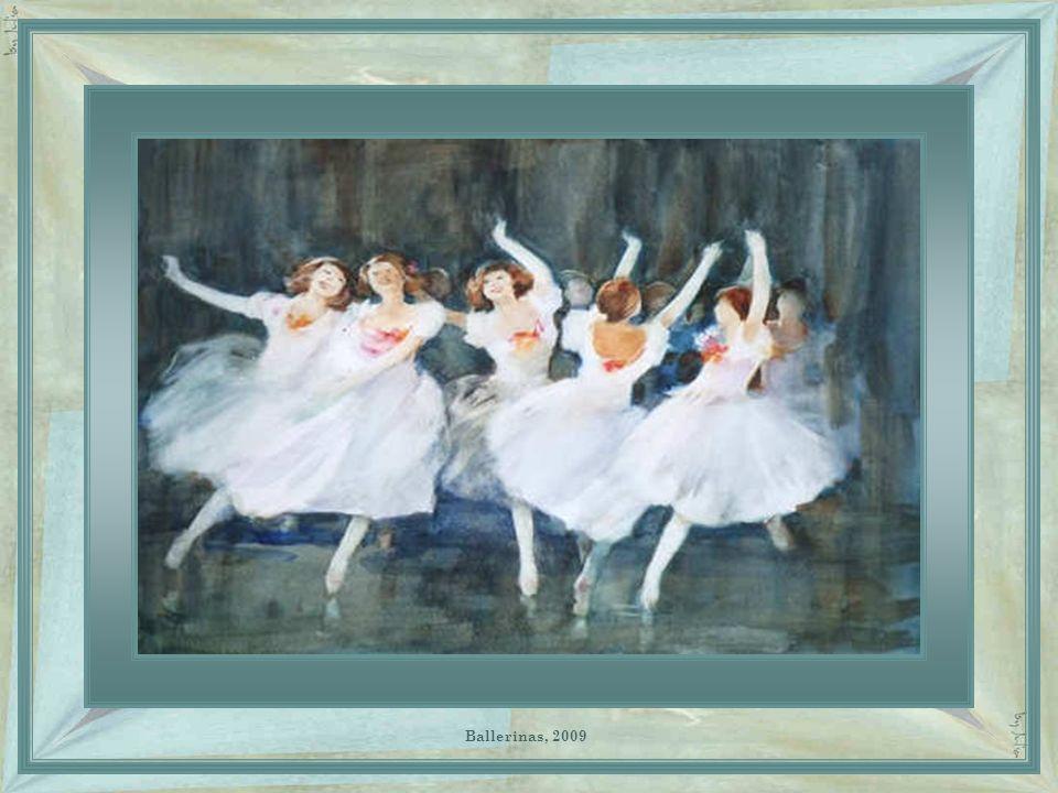 Ballerinas, 2009
