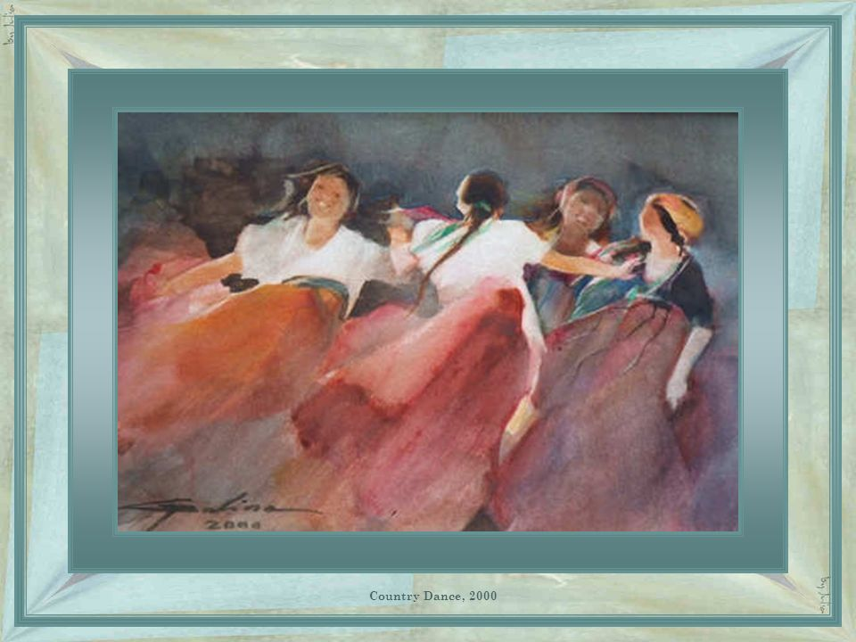Country Dance, 2000