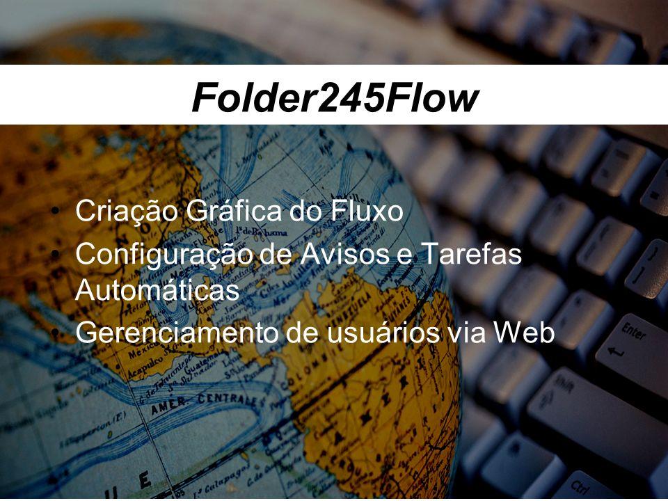 Folder245Flow Criação Gráfica do Fluxo