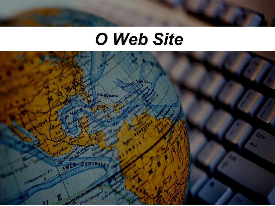 O Web Site Hoje estamos lançando um novo web site, mais moderno e mais fácil de navegar.