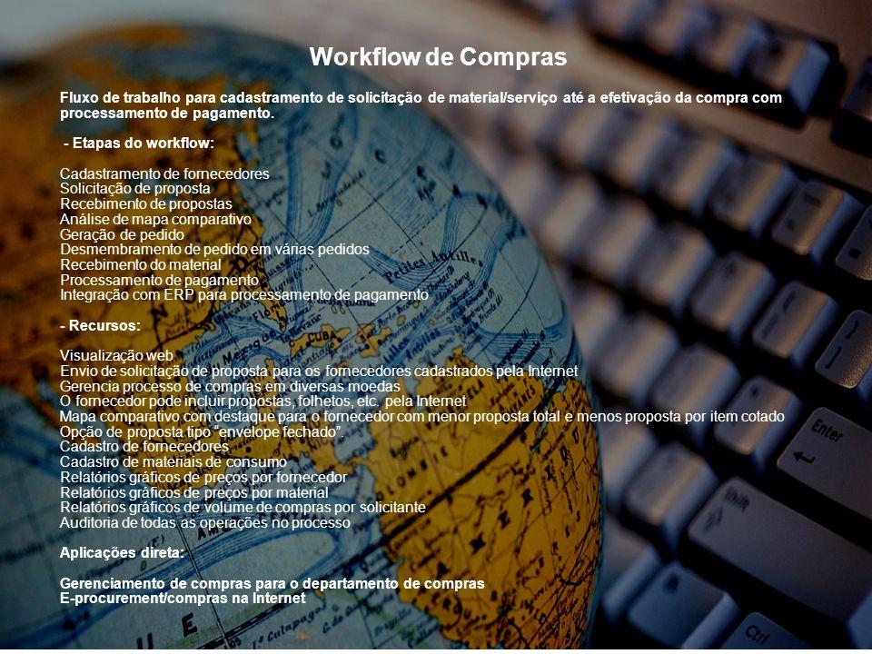Workflow de Compras