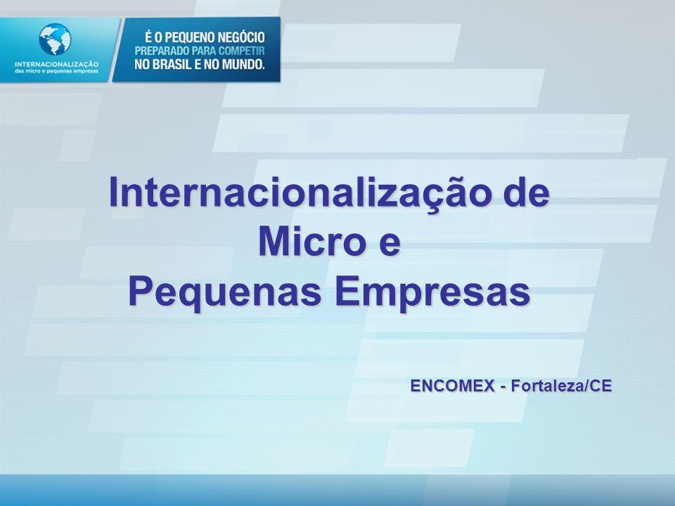 Internacionalização de