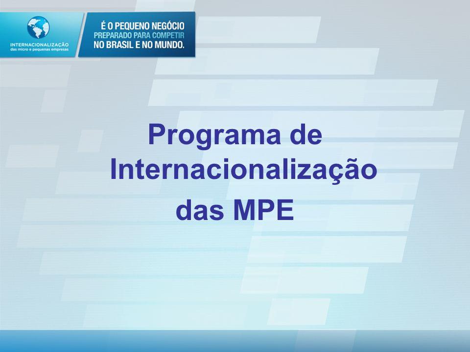 Programa de Internacionalização