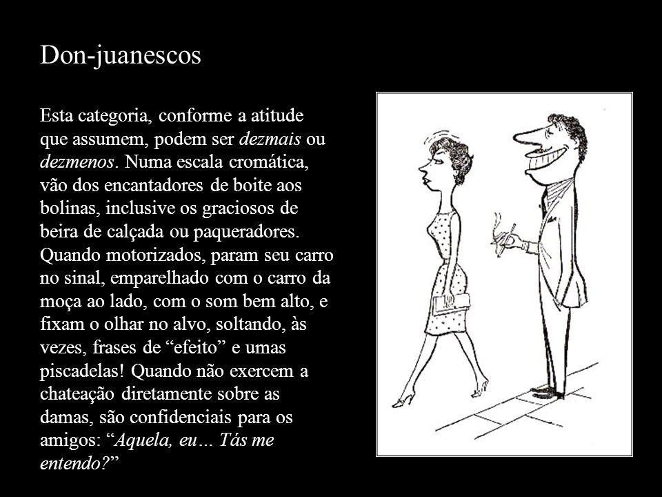 Don-juanescos