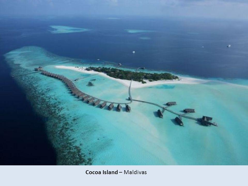 Cocoa Island – Maldivas
