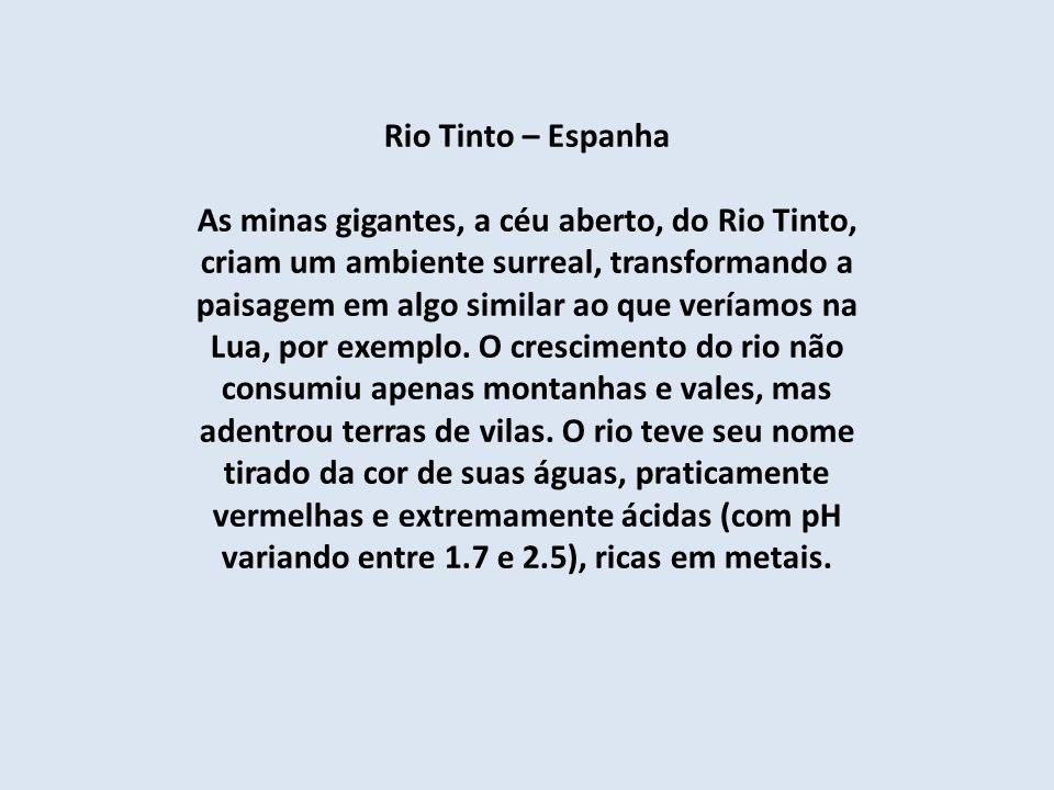 Rio Tinto – Espanha