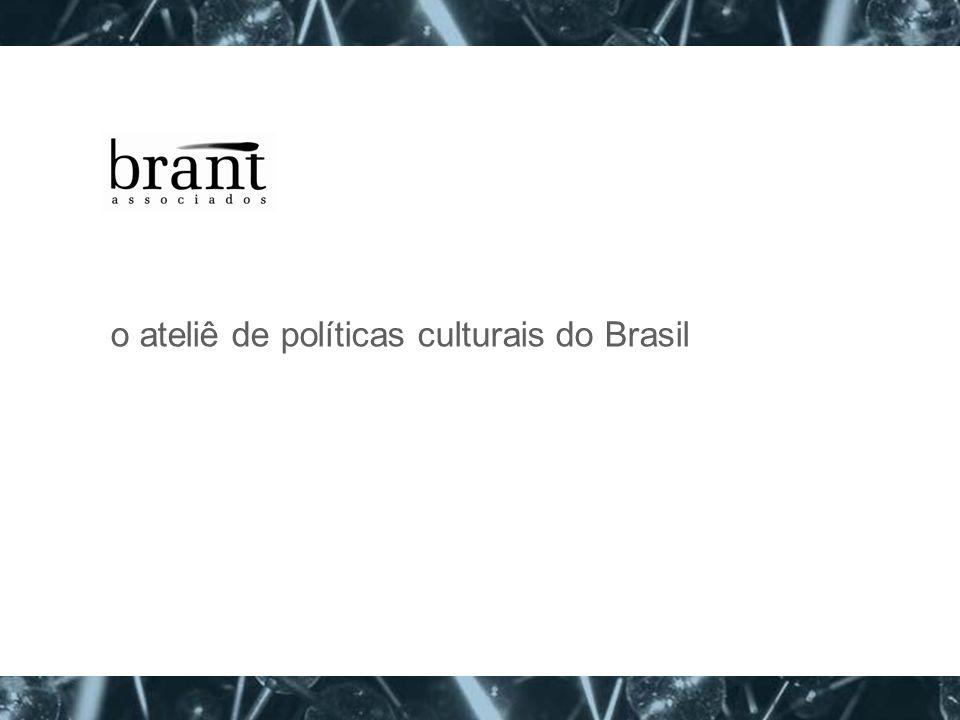 o ateliê de políticas culturais do Brasil