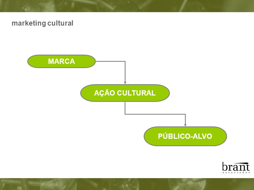 marketing cultural MARCA AÇÃO CULTURAL PÚBLICO-ALVO