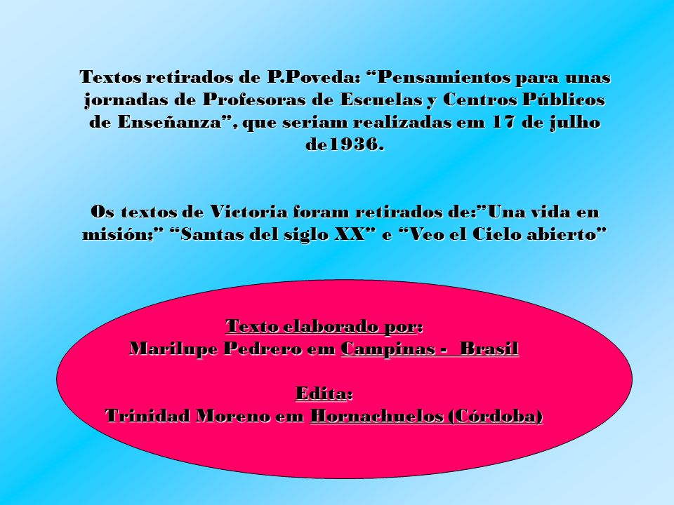Marilupe Pedrero em Campinas - Brasil Edita: