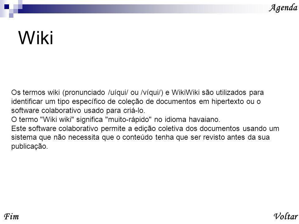 Agenda Wiki.