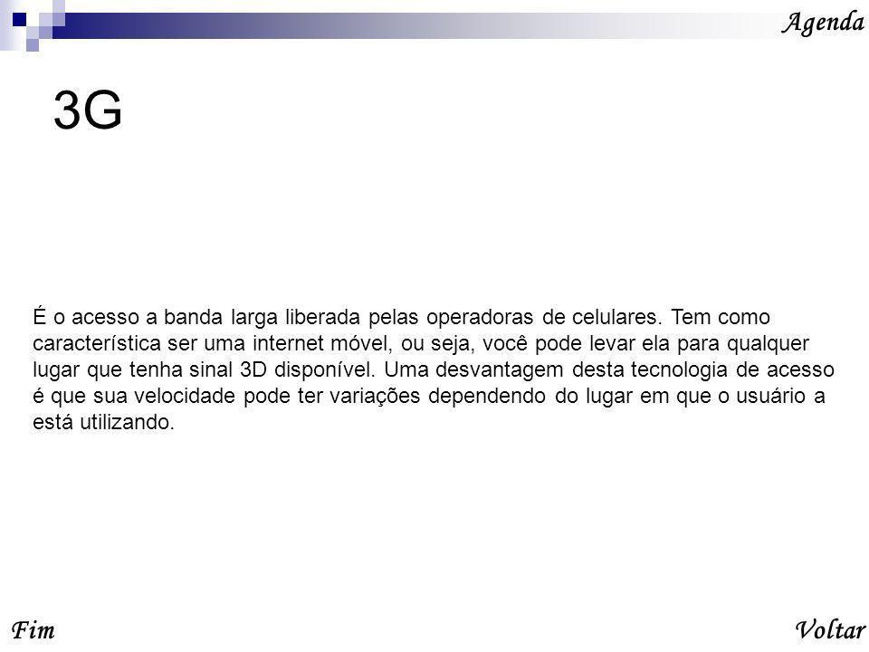 Agenda 3G.