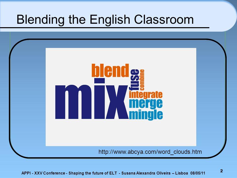 Blending the English Classroom