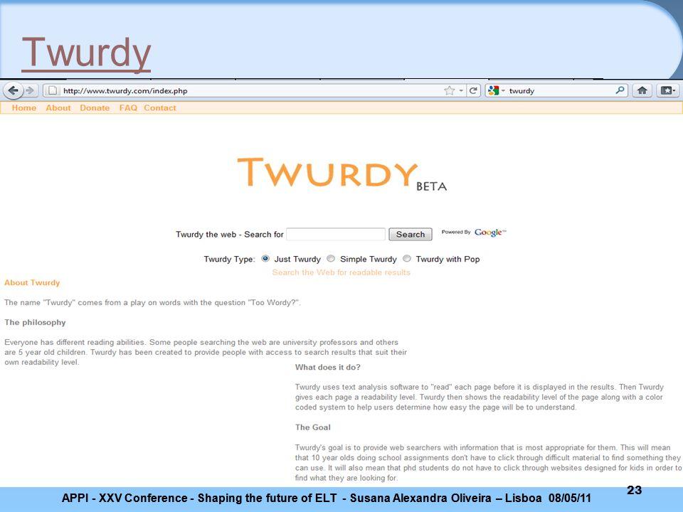 Twurdy