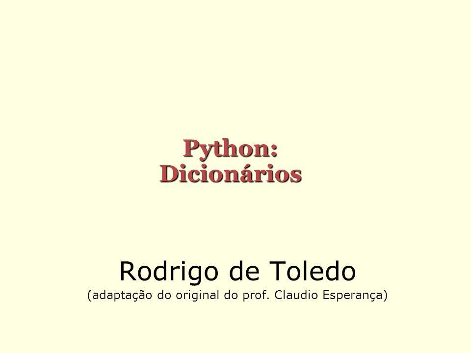 Rodrigo de Toledo (adaptação do original do prof. Claudio Esperança)