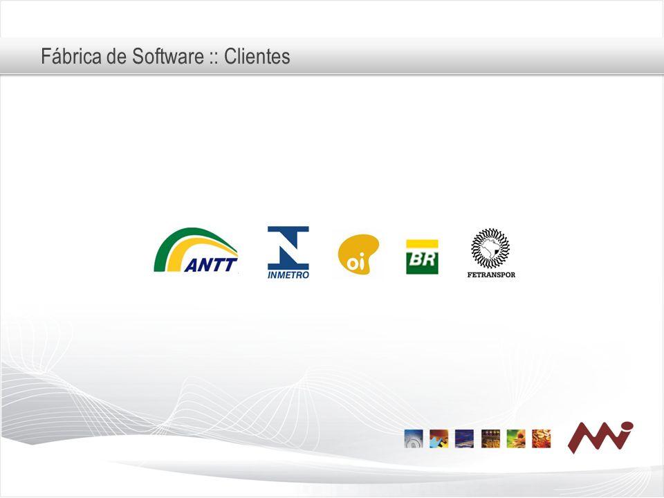 Fábrica de Software :: Clientes