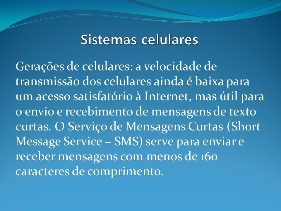 Sistemas celulares